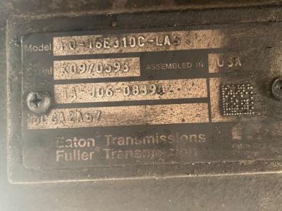 EATON FULLER FO-16E310C-LAS 82814483
