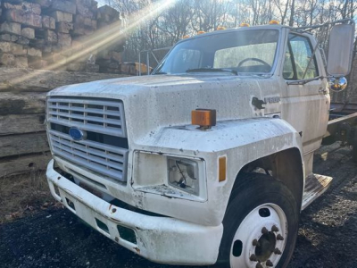 View FORD F600G - Listing #1057103