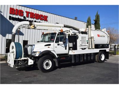 2007 INTERNATIONAL 7400 Vacuum Trucks Truck