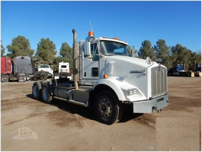 View 2012 KENWORTH T800 - Listing #1072649