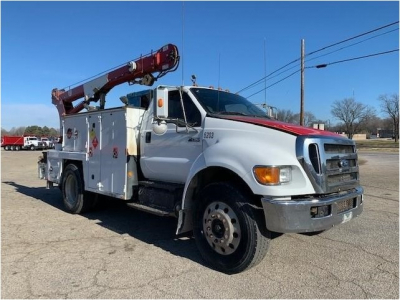 View 2011 FORD F750 XLT - Listing #1072680