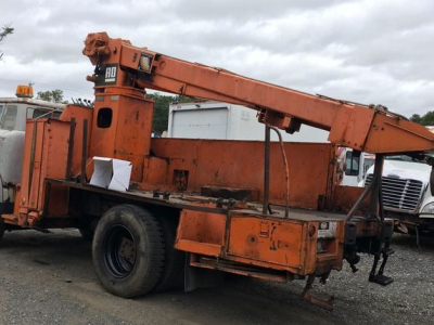 1985 FORD C8000 Specialty Truck Bodies