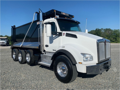 View 2017 KENWORTH T880 - Listing #1110648