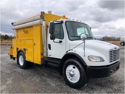 View 2009 FREIGHTLINER BUSINESS CLASS M2 106 - Listing #1114763