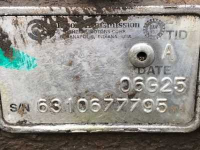 View ALLISON 1000HS - Listing #1383719
