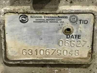 View ALLISON 1000HS - Listing #1385910