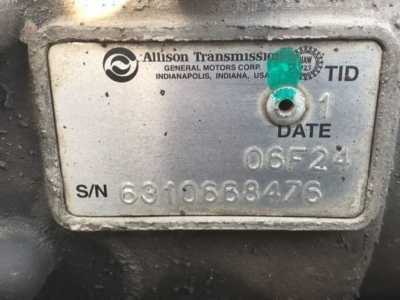 View ALLISON 1000HS - Listing #1386410