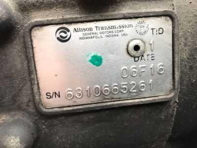 View ALLISON 2200 PTS - Listing #1388069