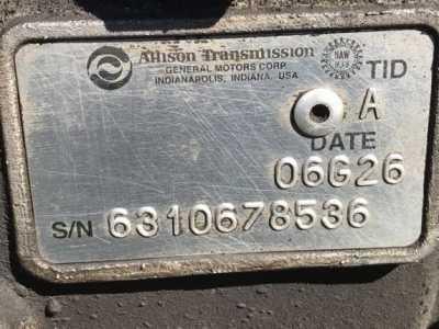 View ALLISON 1000HS - Listing #1388076
