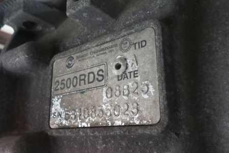 ALLISON 2500RDS P-20112