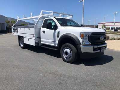 View 2021 FORD F550 XL - Listing #1411794