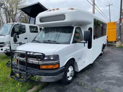 View 2013 CHEVROLET EXPRESS - Listing #1434857