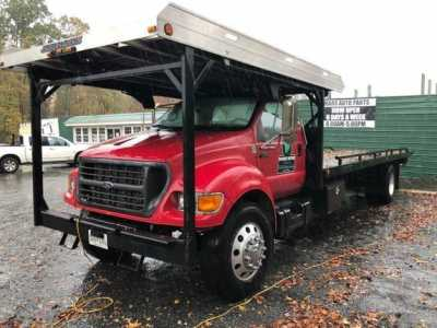 View 2003 FORD F750 - Listing #1434918