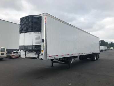 View 2008 UTILITY 50' ROLL DOOR REEFER LIFTGATE - Listing #1469750