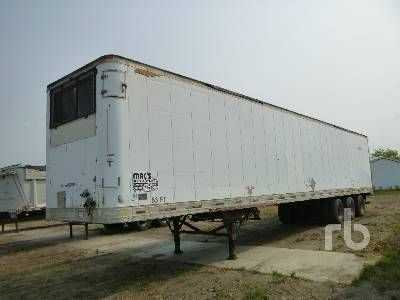 View 1995 GREAT DANE 53 FT TRIA - Listing #1477277
