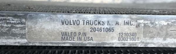 View VOLVO VHD - Listing #885141