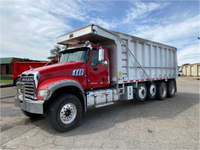 View 2013 MACK GRANITE GU713 - Listing #983145