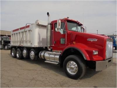 View 2006 KENWORTH T800 - Listing #983181