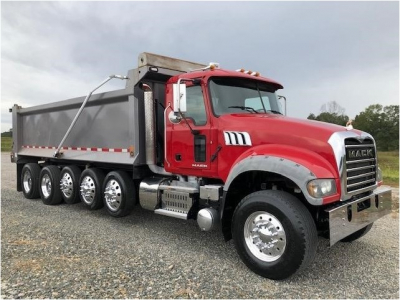 View 2015 MACK GRANITE GU713 - Listing #983187