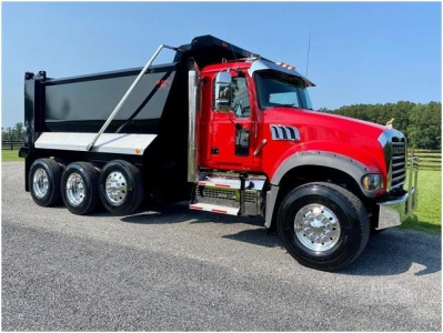 View 2019 MACK GRANITE 64FR - Listing #983188