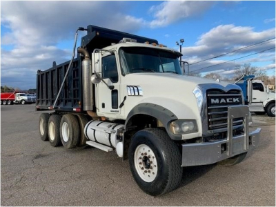 2007 MACK GRANITE CTP713 Dump Trucks Truck