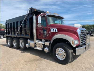 View 2013 MACK GRANITE GU713 - Listing #983208