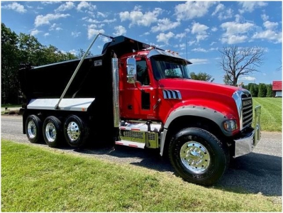 View 2019 MACK GRANITE 64FR - Listing #983210