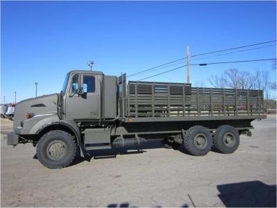 2011 KNAPHEIDE 20.5 FT Flatbed Truck Bodies Truck