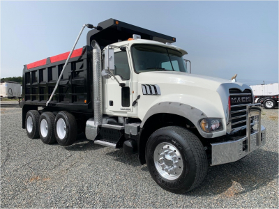 View 2013 MACK GRANITE GU713 - Listing #983260