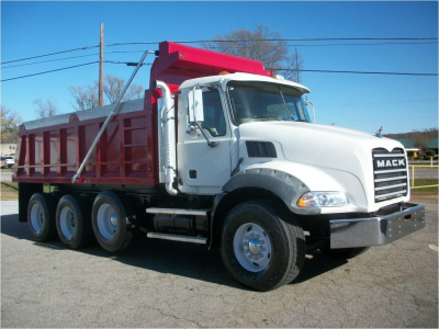 2007 MACK GRANITE CT713 Dump Trucks Truck