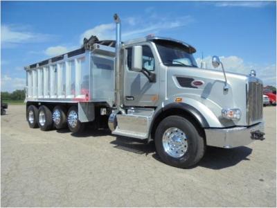 2016 PETERBILT 567 Dump Trucks Truck