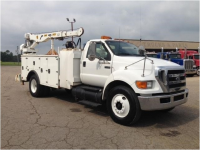 View 2005 FORD F750 - Listing #983270