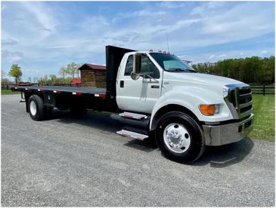 View 2007 FORD F650 XLT - Listing #983277