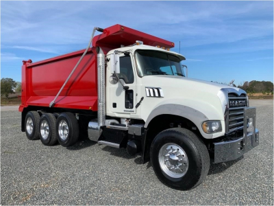 View 2016 MACK GRANITE GU713 - Listing #983287