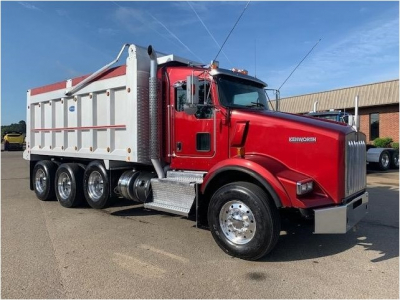 View 2015 KENWORTH T800 - Listing #983295