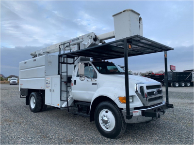 View 2010 FORD F750 XL - Listing #983314