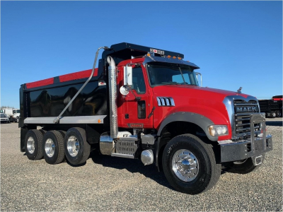 View 2016 MACK GRANITE GU713 - Listing #983335