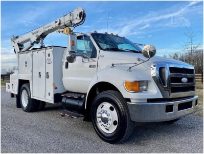 View 2007 FORD F650 XL - Listing #983337