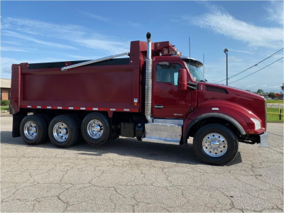View 2016 KENWORTH T880 - Listing #983351