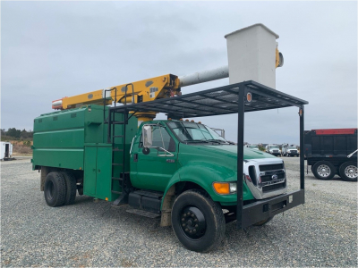 View 2007 FORD F750 XL - Listing #983355