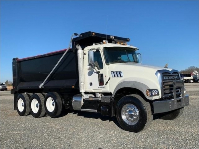 View 2011 MACK GRANITE GU713 - Listing #983357