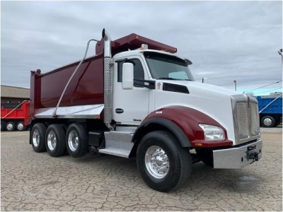 View 2016 KENWORTH T880 - Listing #983368