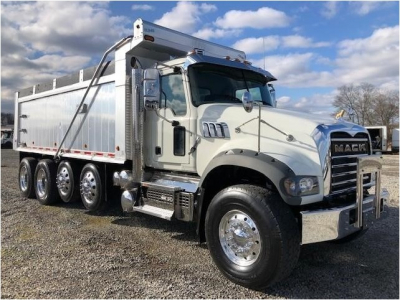 View 2019 MACK GRANITE 64FR - Listing #983376