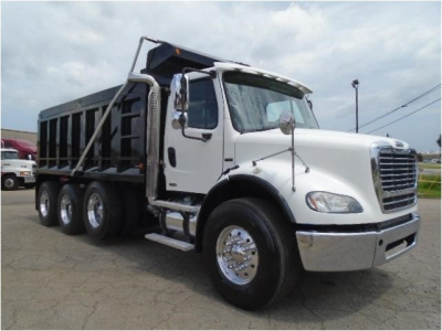 2008 FREIGHTLINER BUSINESS CLASS M2 112 Dump Trucks Truck