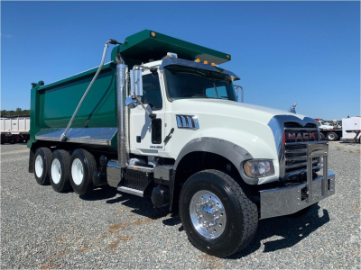View 2016 MACK GRANITE GU713 - Listing #983402