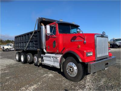 2014 WESTERN STAR 4900SF Dump Trucks Truck
