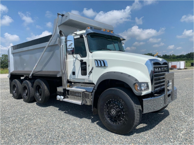 2019 MACK GRANITE 64FR Dump Trucks Truck