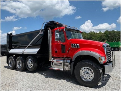 View 2019 MACK GRANITE 64FR - Listing #983414