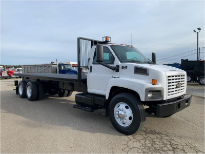 2006 CHEVROLET KODIAK C8500 Flatbed Trucks Truck