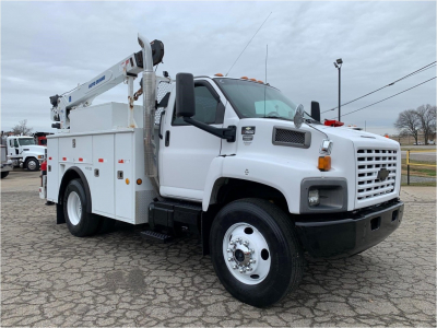 View 2005 CHEVROLET KODIAK C7500 - Listing #983426